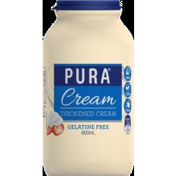 Photo of Pura Thickened Cream 300ml