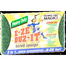 Photo of Eze-Duz-It Heavy Duty Scrubber