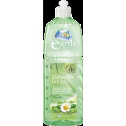 Photo of Earth Choice Dishwashing Liquid Aloe Fresh 1lt