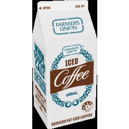 Photo of Farmers Union Iced Coffee 600ml Ctn