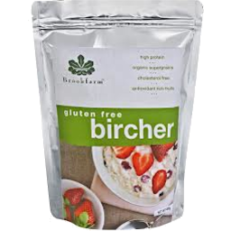 Photo of G/F Bircher Muesli 400gm