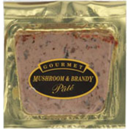 Photo of Gourmet Pate Mushroom & Brandy 100g