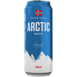 Photo of Mack Arctic Larger Beer 4.5% 500ml