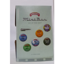 Photo of Emersons Minibar Cans 6 Pack