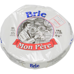 Photo of Mon Pere Brie Wheel