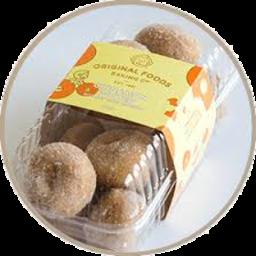 Photo of Original Foods Donuts Mini Cinnamon Dusted 13 Pack
