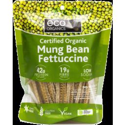 Photo of Eco Organics Pasta - Mung Bean Fettuccine