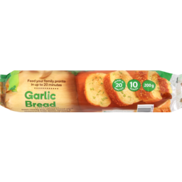 Photo of Garlic Bread WW Single 200g
