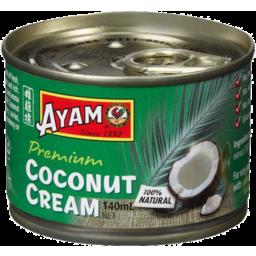Photo of Ayam Coconut Cream 140ml