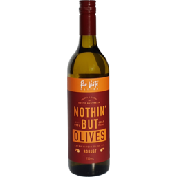 Photo of Rio Vista Olives Robust Nothin But Olives Cold Pressed Extra Virgin Olive Oil 750ml