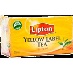 Photo of Lipton Yellow Label
