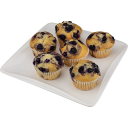 Photo of Muffins Blueberry 6 Pk