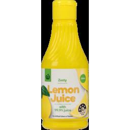 Photo of WW Juice Lemon 250ml