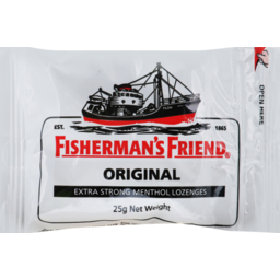 Photo of Fishermans Friend Lozenges Original 25g