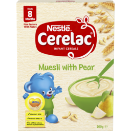Photo of Nestle Cerelac Infant Cereal Multigrain With Pear With Probiotics From 8 Months 200g