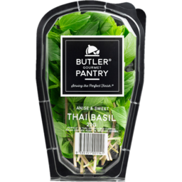 Photo of Butler Pantry Thai Basil Punnet 20gm
