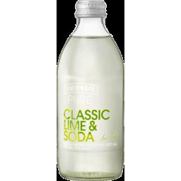 Photo of Smirnoff Pure Lime & Soda 300ml
