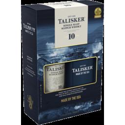 Photo of Talisker 10yo Single Malt Scotch Whisky 700ml