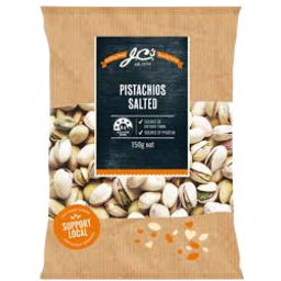 Photo of Jcs Pistachios Salted 270g