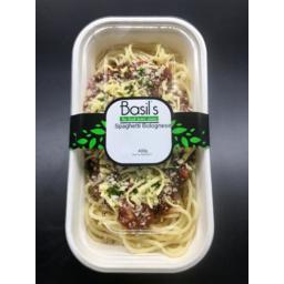 Photo of Basil's Spaghetti Bolognese