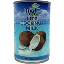 Photo of Thai Coco C/Nut Milk Lte 400ml