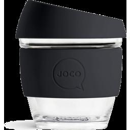 Photo of Joco Cup - Reuseable Glass (Black)