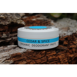 Photo of Three Mamas Deodorant Paste - Cedar & Spice 100g