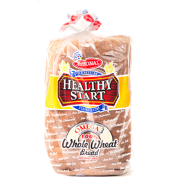 Photo of 100% Whole Wheat With Omega 3