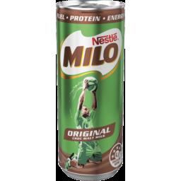 Photo of Netles Milo Original Choc Malt Milk Can 240ml