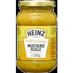 Photo of Heinz Mustard Pickle 320g