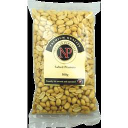 Photo of N.I.P Peanuts Slt 500g