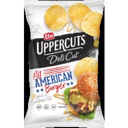 Photo of Eta Uppercuts Deli Cut All American Burger 140g