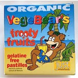 Photo of Vegebears Frooty Fruits 100g
