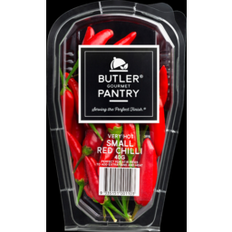 Photo of Butler Pantry Small Red Chilli 40gm