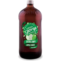 Photo of Good George Dry Apple Cider 946ml