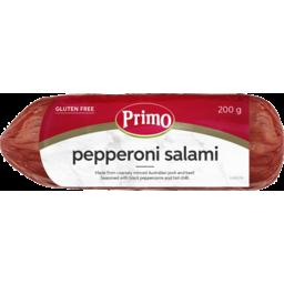 Photo of Primo Pepperoni Salami 200g