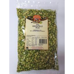Photo of Yummy Green Split Peas 500g