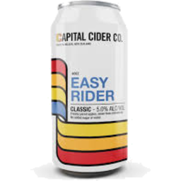 Photo of Capital Cider Easy Rider 440ml