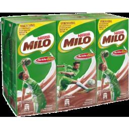 Photo of nestle milo single serve
