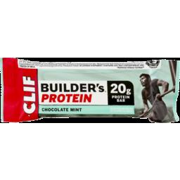 Photo of Clif Builders Bar Choc Mint 68g