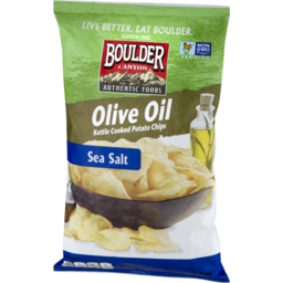 Photo of Boulder Oilve Oil Potato Chips 142g