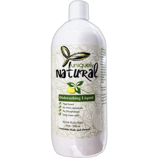 Uniquely Natural Dishwashing Liquid 1l - Drakes Online Shopping | Findon