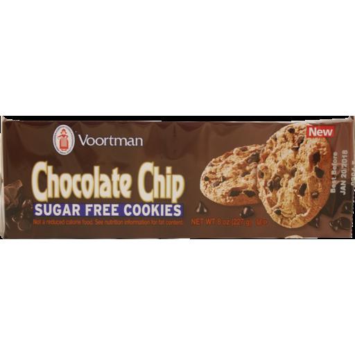Voortman Chocolate Chip Sugar Free Cookies 227g Drakes Online