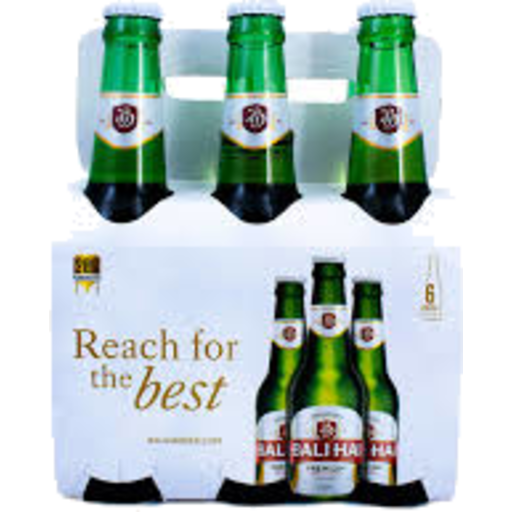 bali hai lager 6 pack supervalue sumner