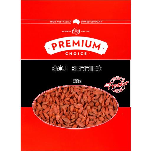 Premium Choice Goji Berries 200g