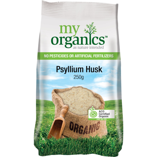 My Organics Psyllium Husk 250g