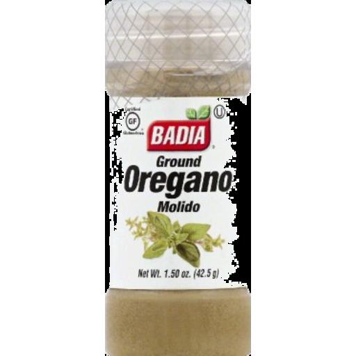 badia oregano ground  grocery mailpac