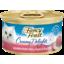 Photo of Purina Fancy Feast Creamy Delights Salmon Feast Pate Cat Food 85g