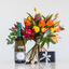 Photo of Chocolates, Flowers & Sparkling Hamper