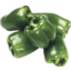Photo of Green Capsicums
